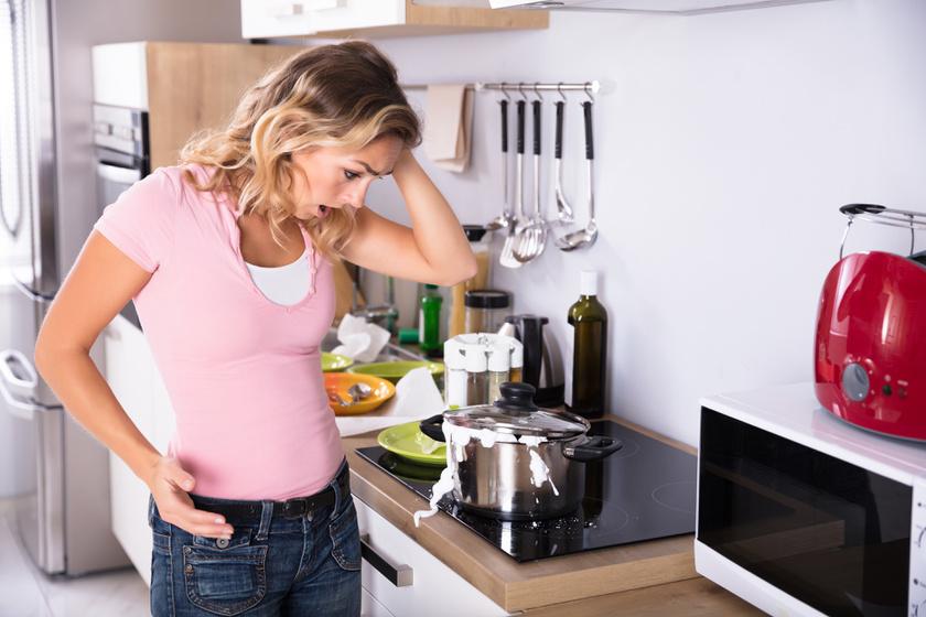 5 zseniálisnak hitt trükk, amivel pedig csak csúnya konyhai malőröket érhetsz el