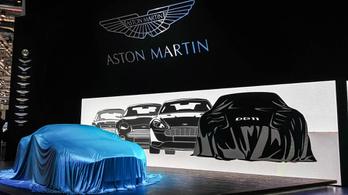 Tőzsdére vinnék az Aston Martint