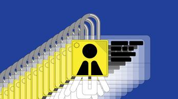 Gigabírság, félelem és kapkodás: új korszak kezdődik az adatvédelemben