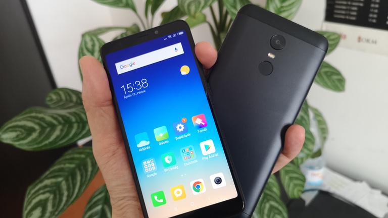 Nagyképű lett a szuperolcsó Xiaomi Redmi 5