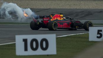 Ricciardo: Kezd elfogyni a türelmünk
