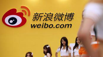 Weibo: Csak semmi buzulás!