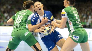 Kettős győzelemmel négyes döntőben a címvédő Győr