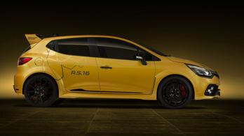 A Mégane RS technikáját kaphatja meg a Clio RS