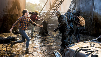 Zombis western lett a Fear The Walking Dead