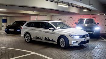 2020-ra magától parkolna a legtöbb Volkswagen