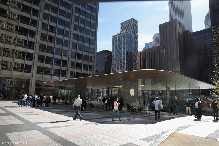 """""""A projekt jól tükrözi az Apple elkötelezettségét a városiak és annak különféle közösségei iránt."""" – áll az építésziroda sajtóközleményében."""