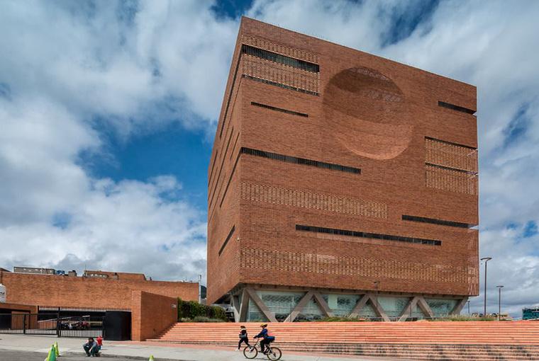 Az El Equipo de Mazzanti ezért a bogotai kórházért vitte haza a legjobb egészségügyi épületért járó díjat