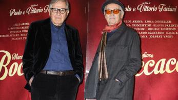 Meghalt Vittorio Taviani legendás olasz filmrendező