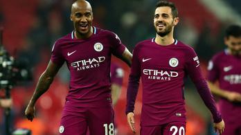 Angol bajnok lett a Manchester City