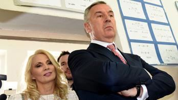Milo Djukanovic nyerte meg a montenegrói elnökválasztást