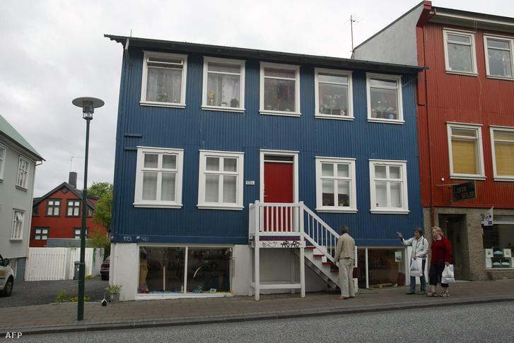 Reykjavík, Izland