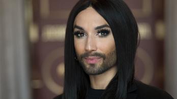 Conchita Wurst bejelentette, hogy HIV-fertőzött