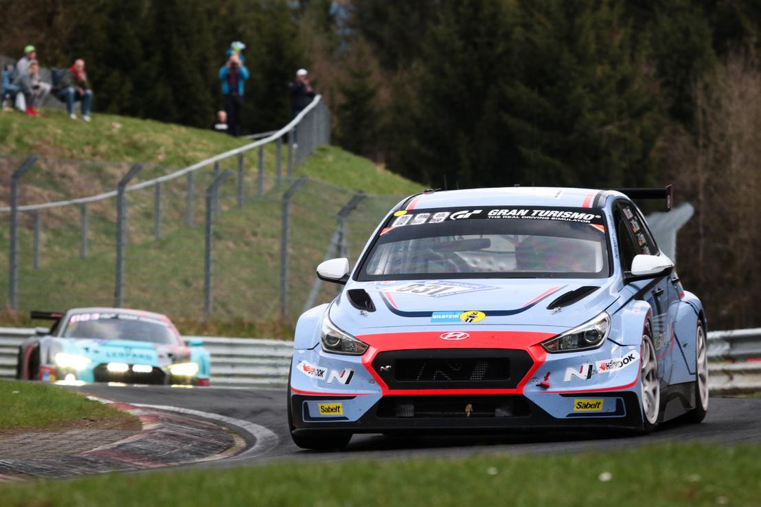 i30 N TCR - Nürburgring 24 Hours Qualifying Race 01