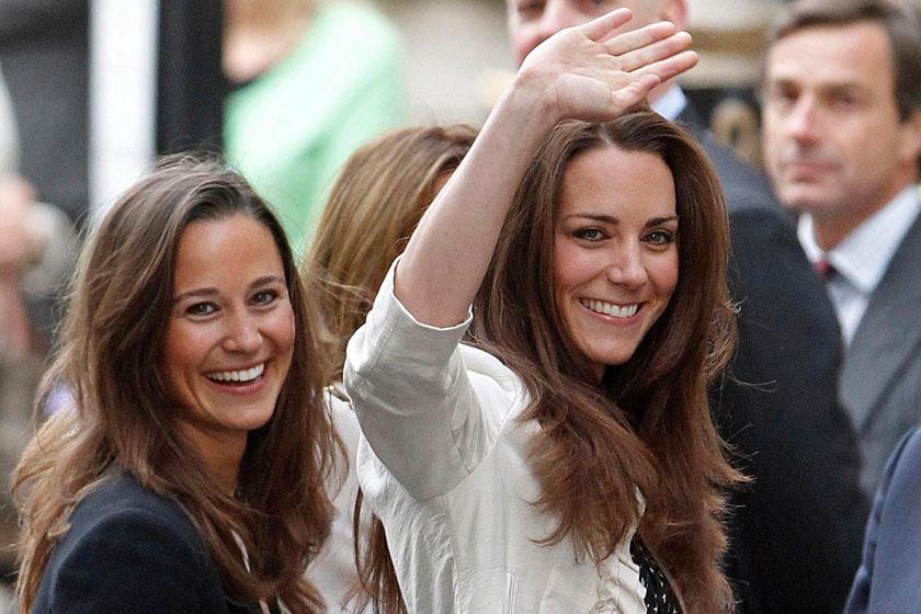 Katalin hercegné összeöltözött a húgával - Ennyire hasonló a stílusuk
