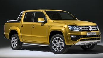 A Forddal fejlesztik a VW Amarok utódját