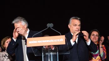 A Fidesznek 7 plusz mandátumot hoztak a maga alkotta szabályai
