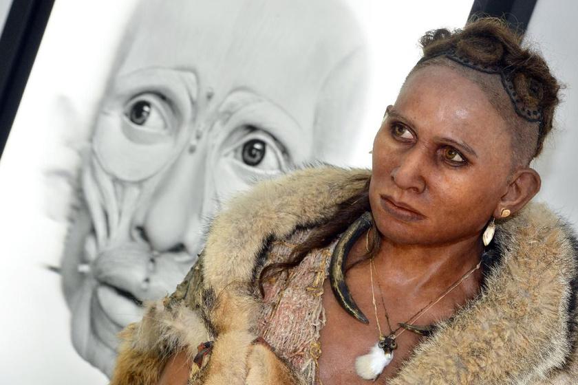17 ezer éve élt, de, ha a szemébe nézel, szinte megszólít: a Pataud-shelteri nő