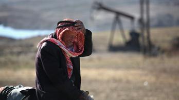 Olcsóbb lett az olaj – a világháború elmaradását árazta a piac