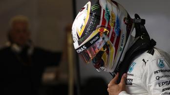 Ricciardo brutális, mi van Hamiltonnal?