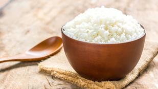 Arzénnal szennyezett rizst is vehetsz itthon