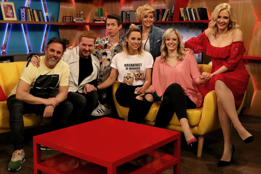 4 új műsorvezetővel erősített az RTL Klub - Az első közös fotó róluk