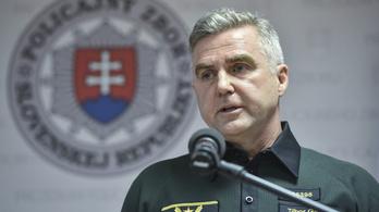 Szlovák újságíró-gyilkosság: lemondott végül a szlovák rendőrkapitány is