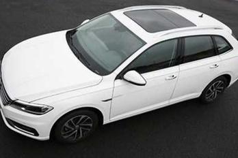 Új, sportos kombit mutat a Volkswagen