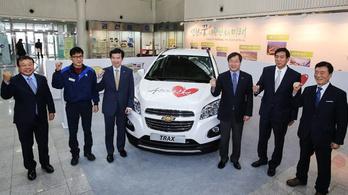 Csőd jöhet a General Motors koreai részlegénél