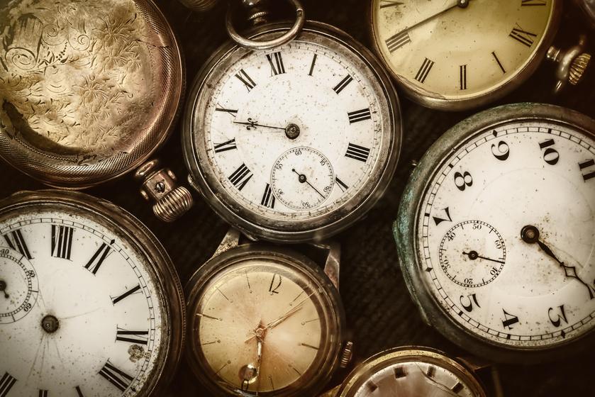 Lelassulhat, sőt, meg is állhat egyszer az idő: ijesztő a kutatók feltételezése