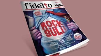 Sokszínű tartalommal megjelent a májusi Fidelio Magazin