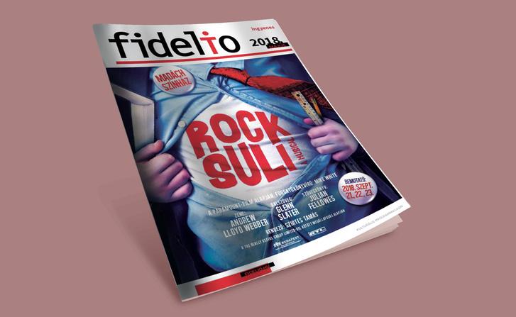 Fidelio magazin 1805 2018. május borító