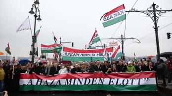 Nem terveznek Békemenetet március 15-ére