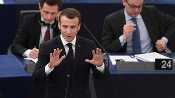 Macron: A liberális Európa az identitásunk alapja