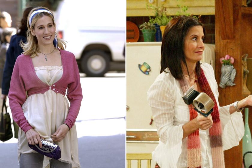 Megpróbálták elrejteni a terhes színésznők pocakját, de nem sikerült túl jól