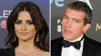Antonio Banderasszal és Penelope Cruzzal jön az új Almodóvar-film