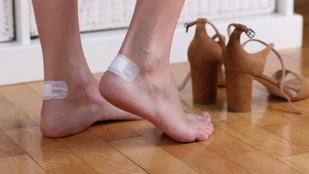 Így kerüld el, hogy az új cipőd feltörje a lábadat
