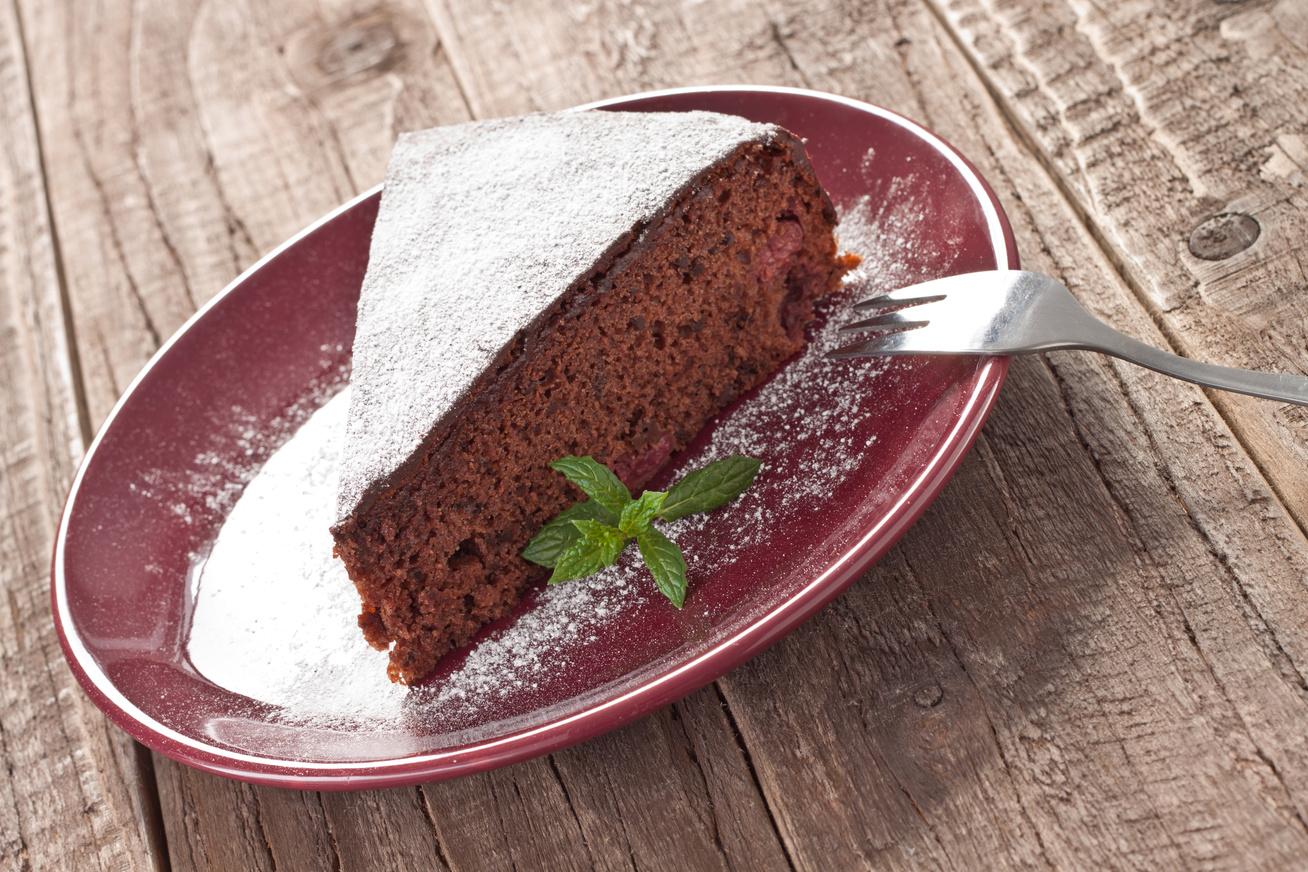 Pihe-puha, csokipudingos süti: csak keverj össze mindent!