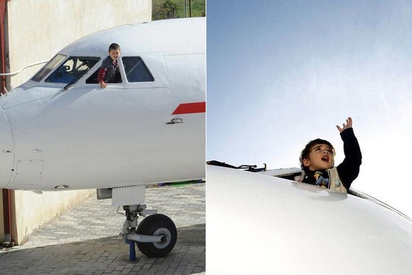 Repülőgépen kialakított óvodába jár 20 gyerek - Már várólista van, annyira imádják