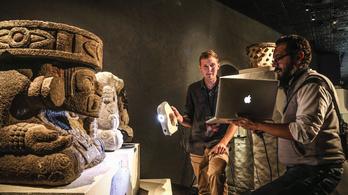 Virtuális valóságban láthatjuk a világ emlékműveit