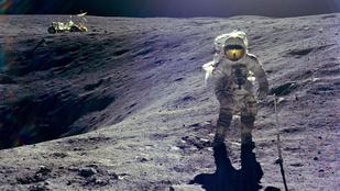 Újabb bizonyítékokat találtak arra, hogy a holdraszállás csak egy nagy kamu
