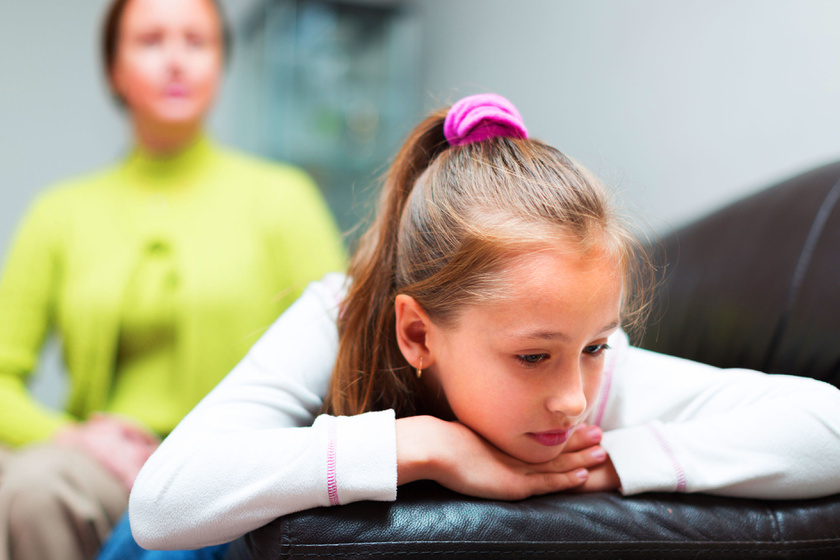 Gyomorideggel megy iskolába? Ha így lélegzik, megnyugszik dolgozat előtt a gyerek