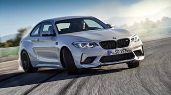 A sportos BMW-knél marad a hátsókerék-hajtás
