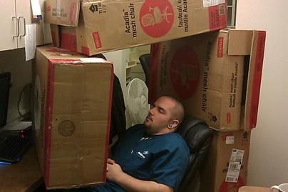 elaludt a munkahelyen1