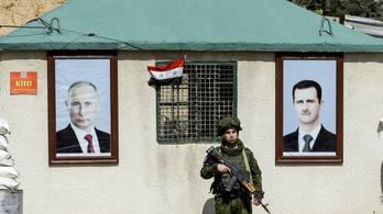Zsoldosokkal égette meg magát Putyin