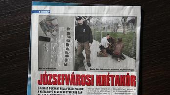 Új drog jelent meg Józsefvárosban: a kréta