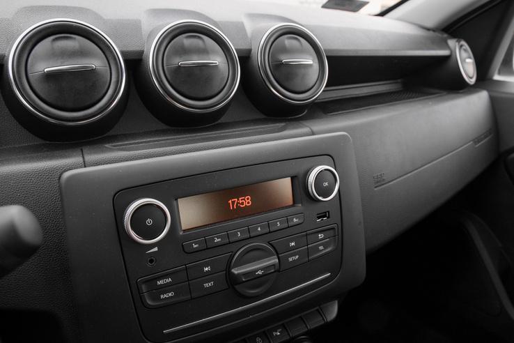 A rádió Twingo-örökség...