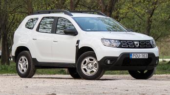 Teszt: Dacia Duster 1.6 SCe Comfort – 2018.