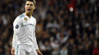 A Realt Madridban izzasztotta a Bilbao, de jött Ronaldo sarka