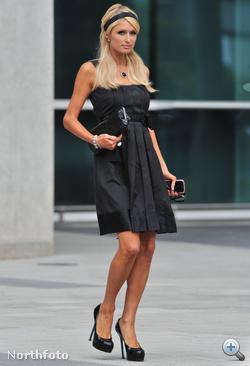 Paris Hilton bírósági szerelése 2009-ből